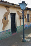 Старое село Стоковое Изображение RF