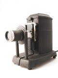 старое скольжение репроектора Стоковое Изображение RF