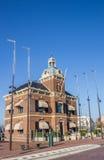 Старое строя Havenmantsje в Harlingen Стоковые Фотографии RF