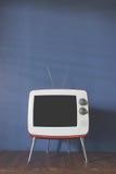 старое телевидение Стоковая Фотография