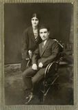 старое фото стоковое фото