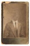 Старое фото Стоковое Изображение