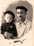 Старое фото Стоковое Изображение RF