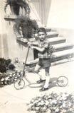 старое фото Стоковая Фотография RF