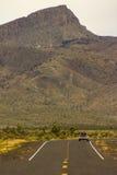 Старое шоссе 91 Юта Стоковое Изображение RF