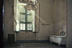 Старое batroom Стоковые Изображения RF