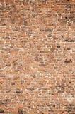 Старое brickwall дома Стоковые Фото
