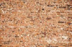 Старое brickwall дома Стоковая Фотография