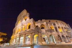 Старое colosseum в Риме, Италии Стоковые Фото