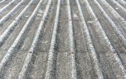 Старое deco крыши плитки grunge Стоковые Изображения
