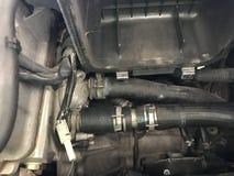 Старое dohc двойника двигателя vvti Стоковые Изображения RF