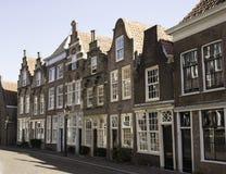 Старое dordrecht деревни в Голландии стоковые изображения