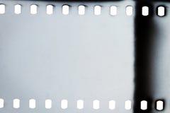 Старое filmstrip grunge Стоковые Изображения