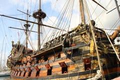Старое galleon стоковые изображения