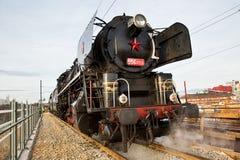 Старое lokomotive Стоковая Фотография RF