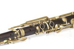 Старое oboe Стоковые Фото