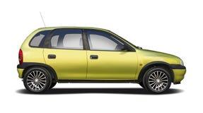 Старое Opel Corsa Стоковое Фото