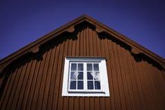 Старое Oxelosund, Швеция Стоковое Изображение RF