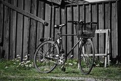 Старое Oxelosund, Швеция Стоковое Фото