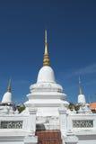 Старое pagada в старом виске Таиланде Стоковые Фото