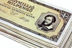Старое pengo венгра миллиона Стоковые Фотографии RF