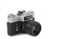 старое photocamera Стоковое Изображение