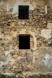 Старое prision Стоковая Фотография