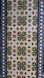 Старое raisouni дворца плиток пола Стоковая Фотография RF