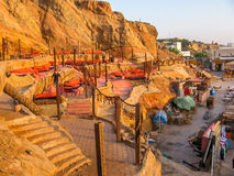 Старое Sharm Египет Стоковые Фото