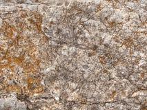 Старое stonetexture темноты гор Стоковая Фотография