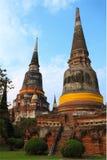 старое stupa 2 Стоковое Изображение RF