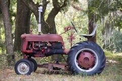 старое tractor1 Стоковые Фотографии RF