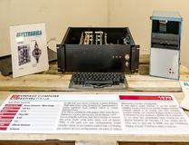 Старое Z80 n e : стоковая фотография