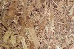 Старой предпосылка деревянной коробки рециркулированная багассой Стоковое фото RF