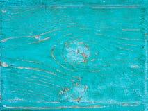 Старой предпосылка покрашенная синью деревянная Стоковое Изображение RF