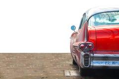 Старомодные автомобили которые использовали для того чтобы быть популярны раньше Стоковое Изображение