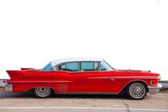 Старомодные автомобили которые использовали для того чтобы быть популярны раньше Стоковое Фото