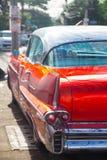 Старомодные автомобили которые использовали для того чтобы быть популярны раньше Стоковые Изображения