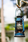 Старомодный фонарик стоковые изображения rf