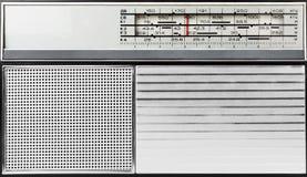 Старомодное радио Стоковая Фотография