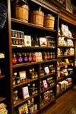 Старомодный магазин Стоковое Фото