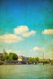 Старомодный Париж стоковые изображения rf