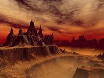стародедовская арена Стоковое Изображение RF