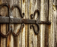 стародедовская дверь Стоковое Изображение RF
