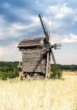 Стародедовская ветрянка Стоковая Фотография RF