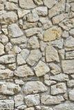 стародедовская каменная стена Стоковые Изображения