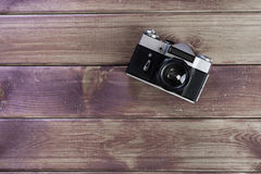 стародедовская камера стоковое изображение
