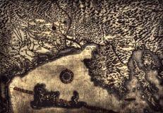 стародедовская карта Стоковые Фото