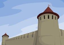 Стародедовская крепость Стоковое Фото