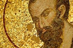 Стародедовская мозаика Стоковые Фотографии RF